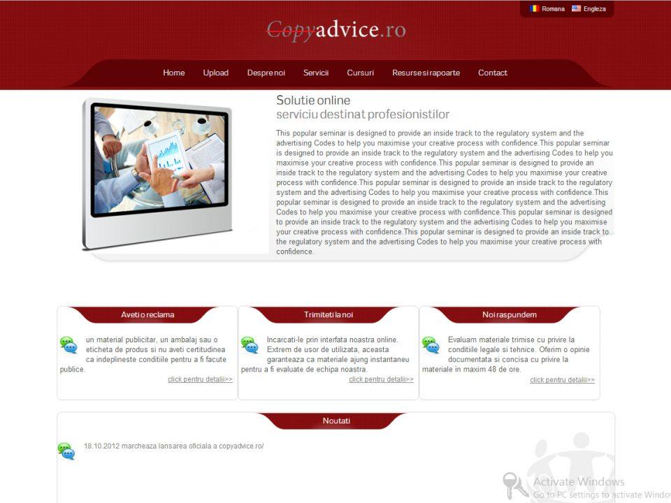 Optimizare SEO | Agentie Web Desgin Timisoara CopyAdvice