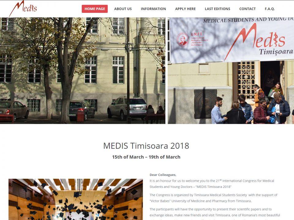 Optimizare SEO | Agentie Web Design MedisTimisoara