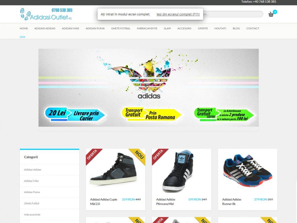 Optimizare SEO | Agentie Web Design Timisoara Adidasi Outlet