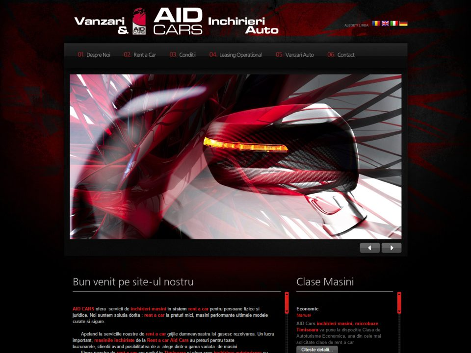 Optimizare SEO | Agentie Web Design Timisoara AID Cars