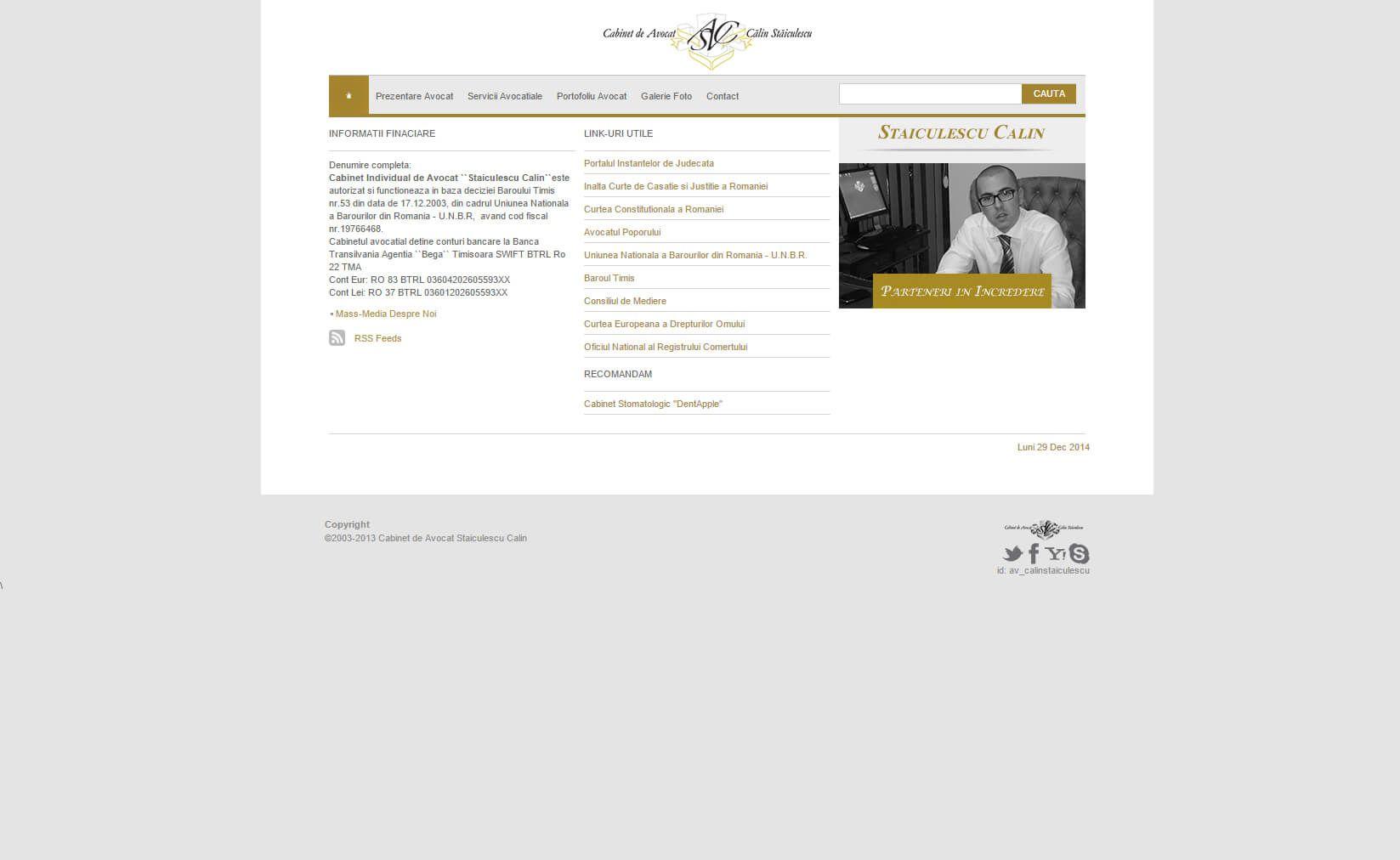 Web Design Timisoara AVSC