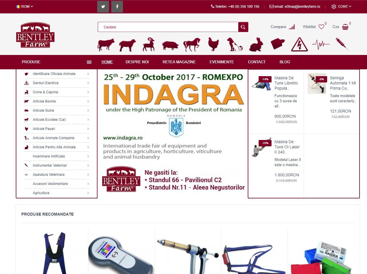 optimizare seo agentie web design timisoara bentleyfarm