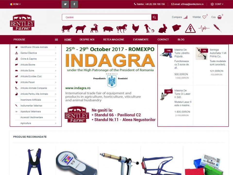 Optimizare SEO | Agentie Web Design Timisoara BentleyFarm