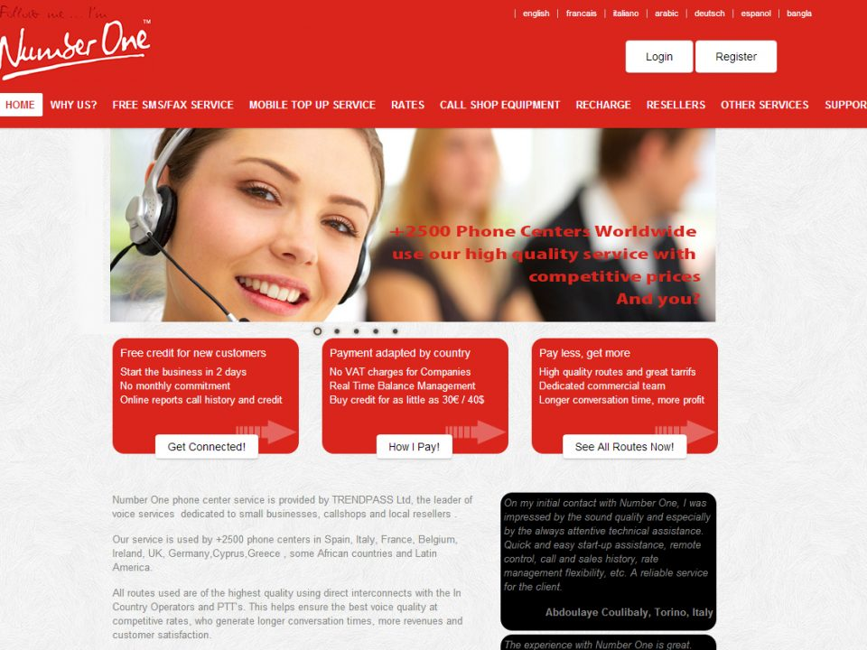 Optimizare SEO | Agentie Web Design Timisoara Call Shop