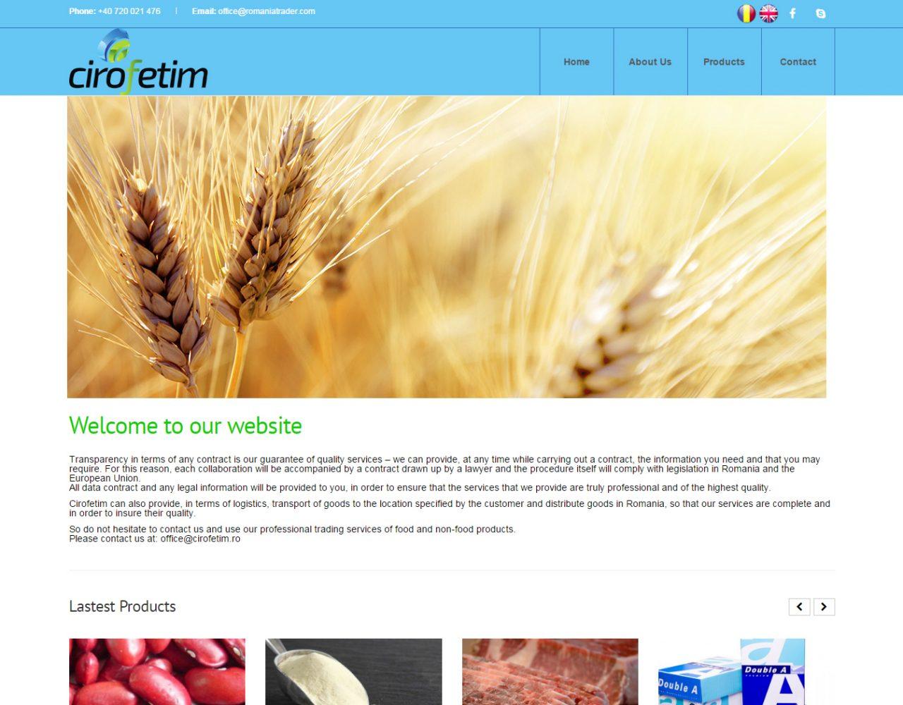 optimizare seo agentie web design timisoara cirofetim