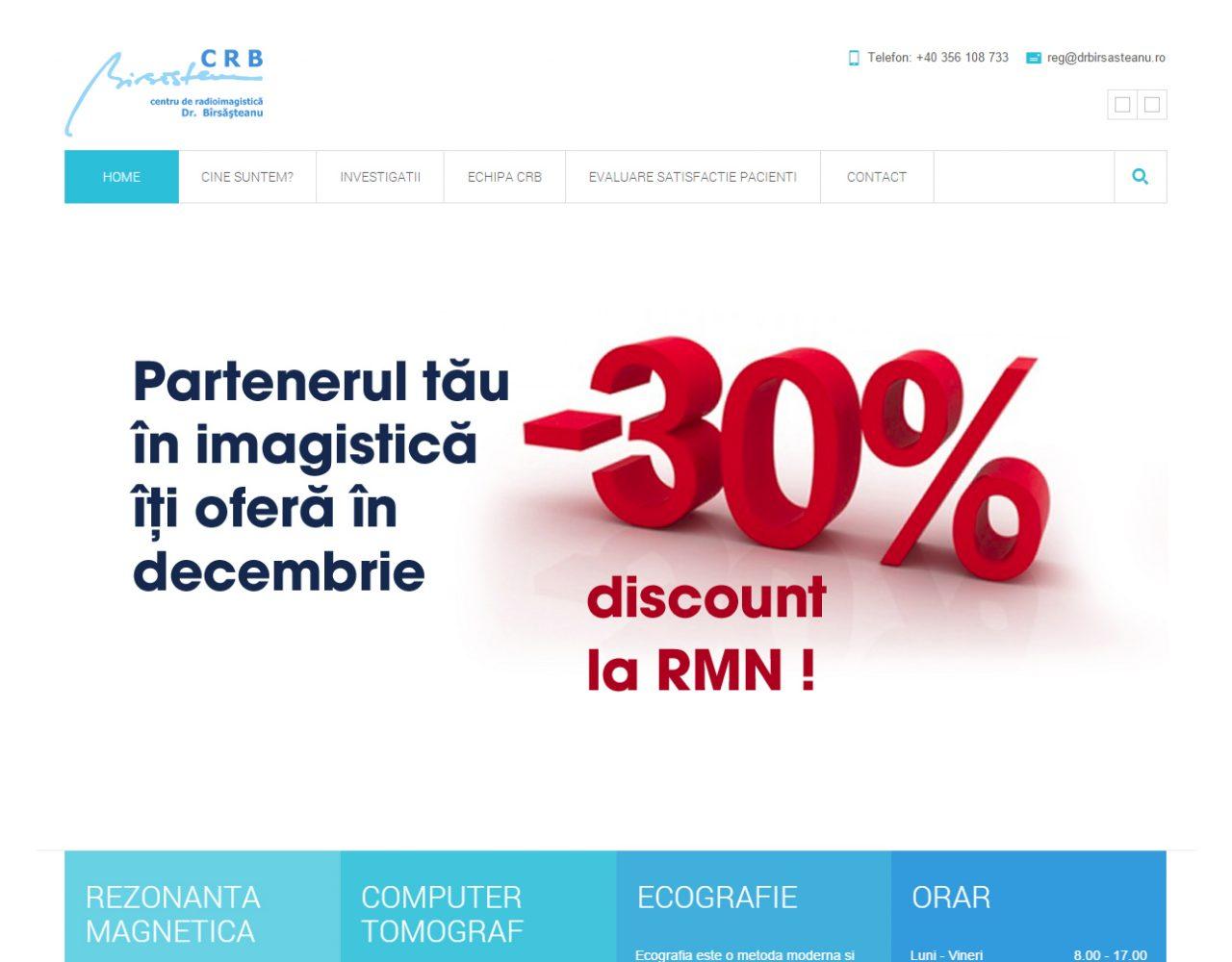 optimizare seo agentie web design timisoara crb
