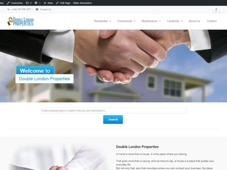 Optimizare SEO   Agentie Web Design Timisoara Double London Properties