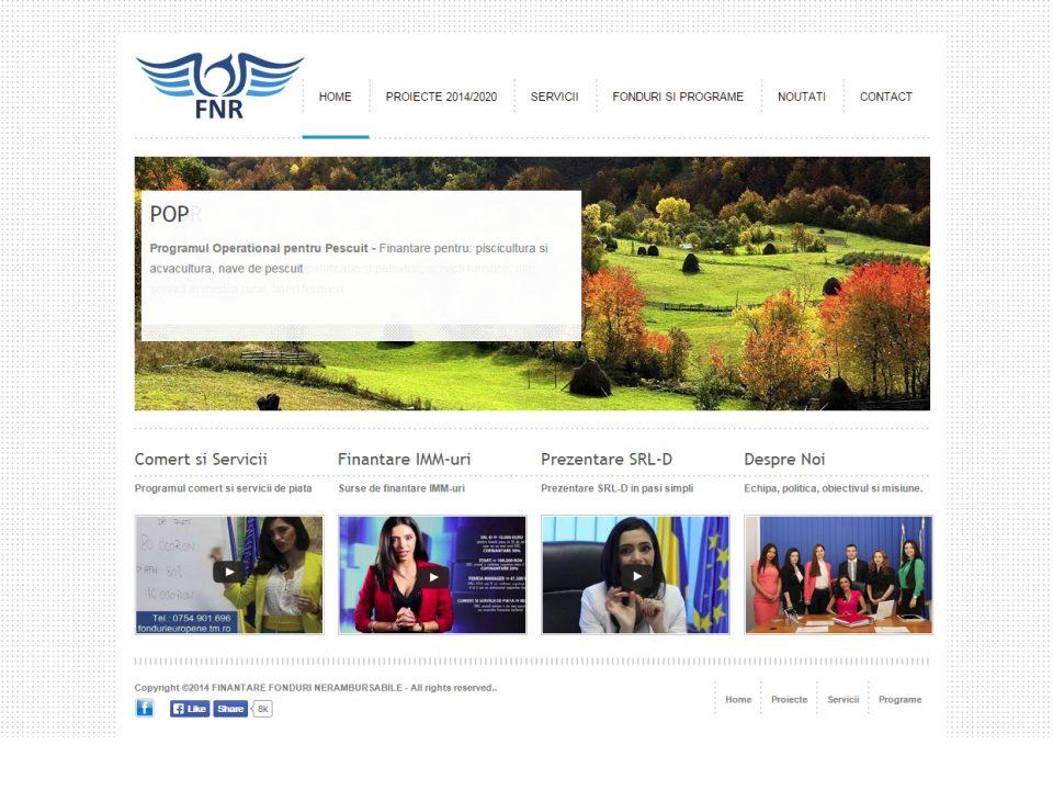 Optimizare SEO | Agentie Web Design Timisoara FNR