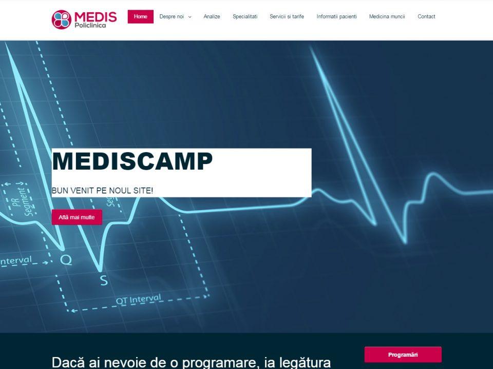 Optimizare SEO | Agentie Web Design Timisoara MedisCamp
