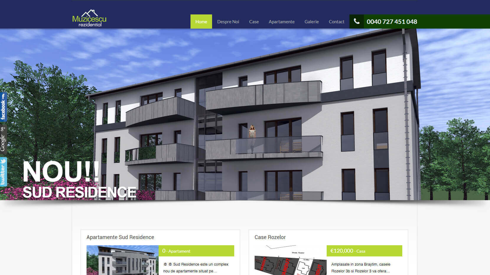 Web Design Timisoara Musicescu