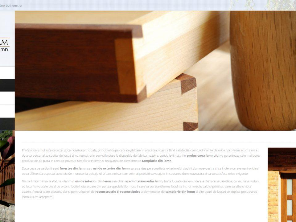 Optimizare SEO | Agentie Web Design Timisoara NerboTherm