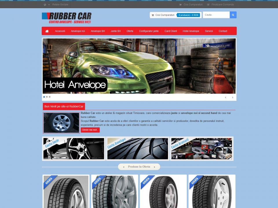 Optimizare SEO | Agentie Web Design Timisoara RubberCar