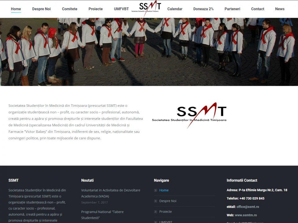 Optimizare SEO | Agentie Web Design Timisoara SSMT