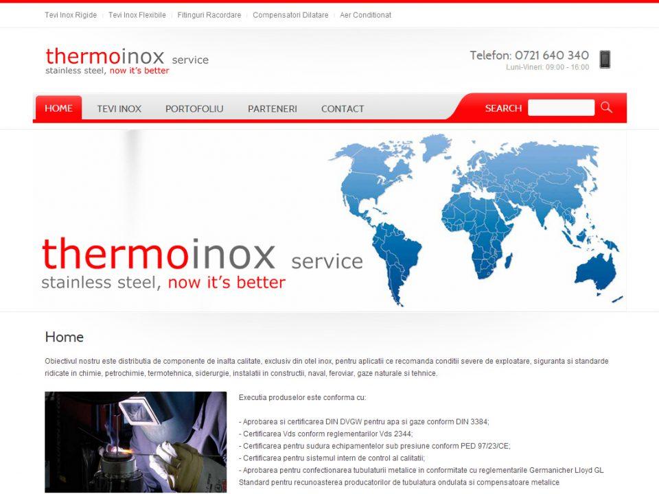 Optimizare SEO | Agentie Web Design Timisoara ThermoInox