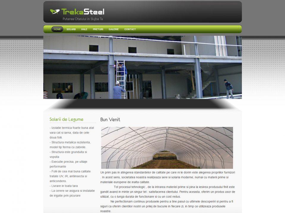 Optimizare SEO | Agentie Web Design Timisoara TrekaSteel