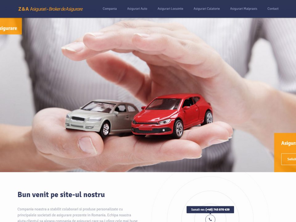 Optimizare SEO | Agentie Web Design Timisoara Z&A Asigurari
