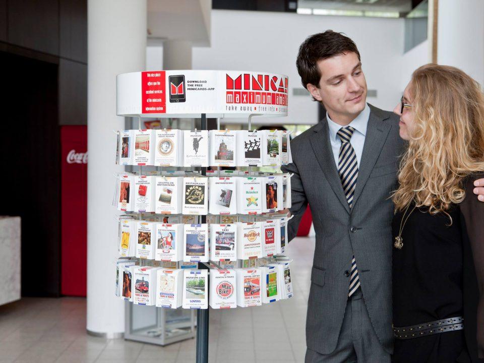 Promovare Minicards Timisoara