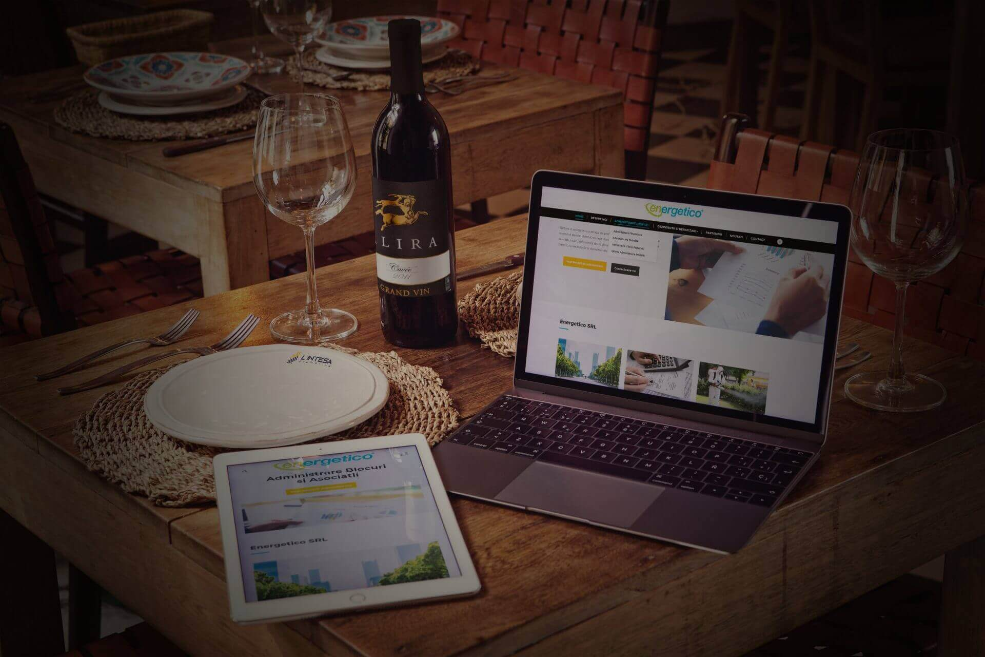 Slider Home Web Design Timisoara Light Energetico