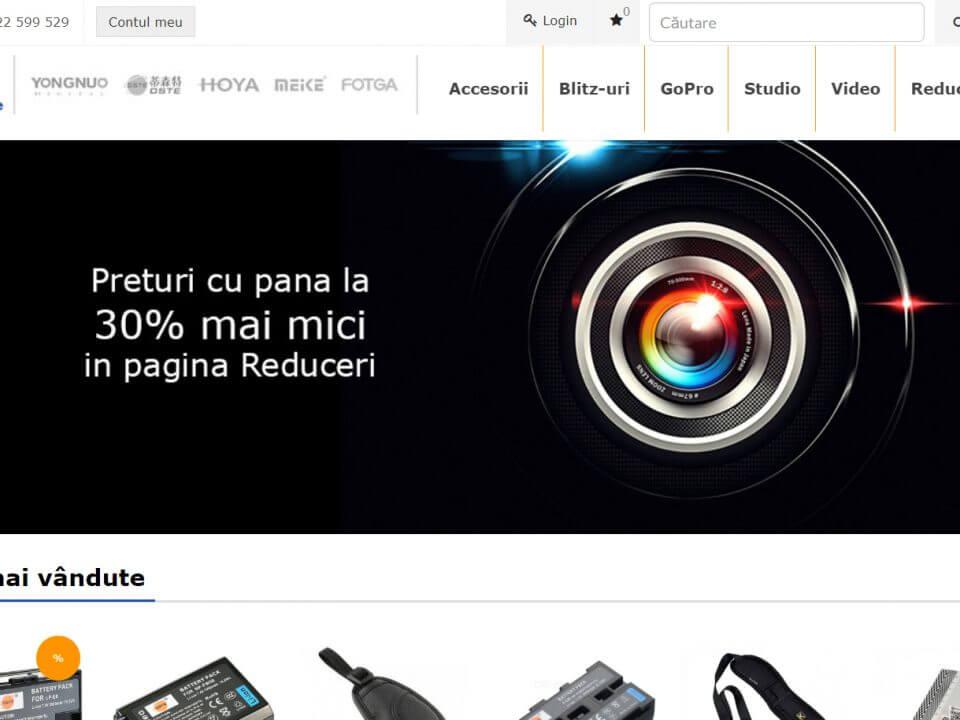 Agentie Web Design Timisoara - Full Frame
