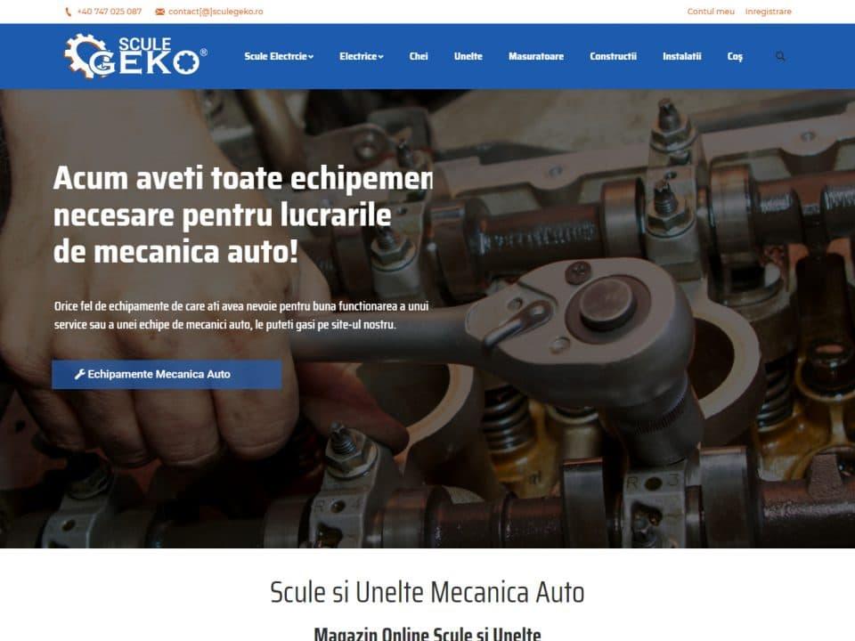 web design timisoara sculegeko