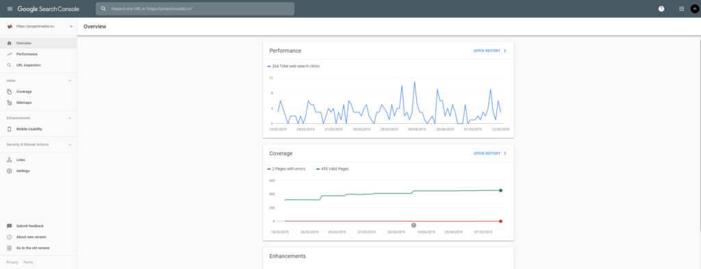 Optimizare Seo Timisoara - Search Console