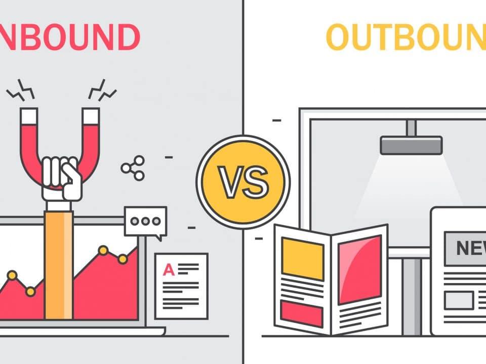 Diferențele dintre inbound și outbound marketing