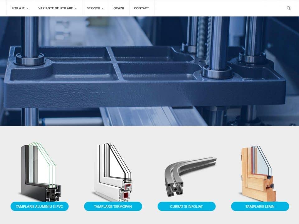web design timisoara utilaje termopan