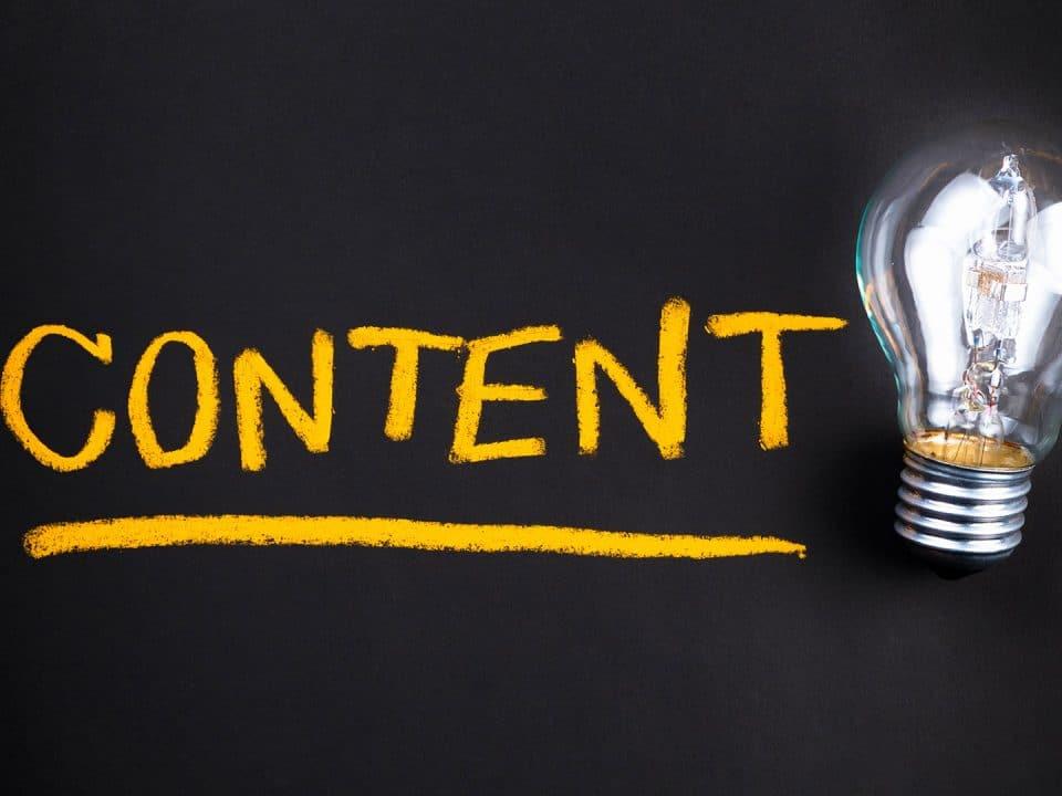 Cum să obțineți un conținut bun cu un minim de efort