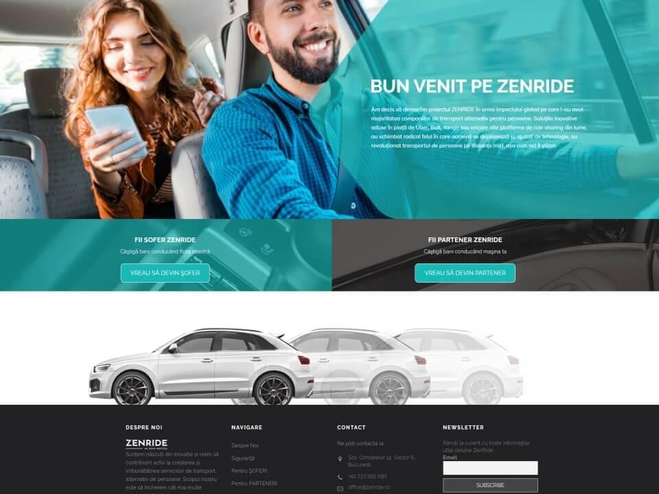 portofoliu agentie seo web design timisoara shop zenride